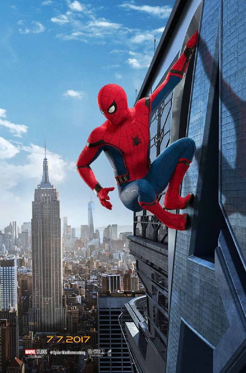 Spiderman: Homecoming. Image from Facebook