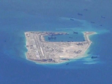 China installs rocket launchers on disputed South China Sea island: Report