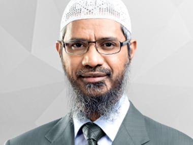 File image of Zakir Naik. Image courtesy Facebook