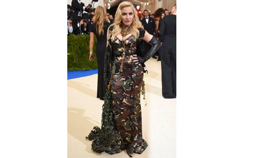 Madonna. Photo by AP.