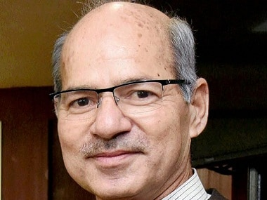 File photo of Anil Dave. PTI
