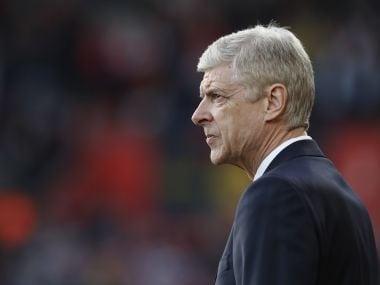 Arsenal's manager Arsene Wenger. AFP