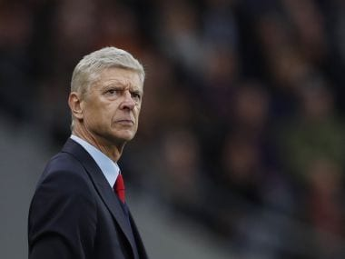 File image of Arsenal FC manager Arsene Wenger. Reuters