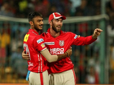 Axar Patel additionally came in defence of Kings XI Punjab (KXIP) captain Glenn Maxwell, whose batting form has taken a bit of a hit in recent times. Sportzpics