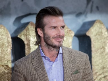 David Beckham reveals he was named after Manchester United and England legend Bobby Charlton