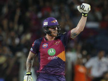 Rising Pune Supergiant's Ben Stokes scored a magnificent century. Image COurtesy: SportzPics/ IPL