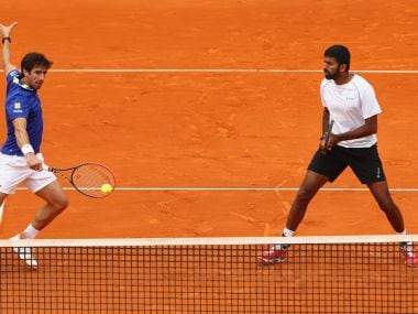 Italian Open: Rohan Bopanna, Sania Mirza knocked out in quarter-finals with respective partners