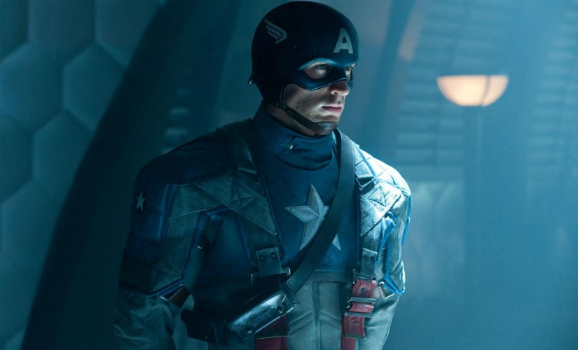 Chris Evans bids farewell to Captain America after wrapping up Avengers 4; Twitterati express despair