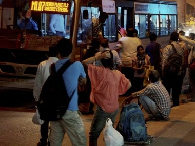 Gangrape victim, Jyoti Singh had boarded the private bus from the Munirka bus-stop in New Delhi. PTI