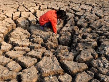 Water crisis. Representational image. AFP