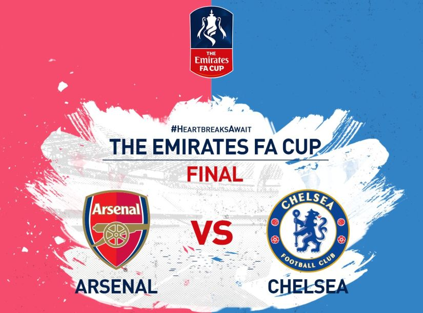 FA Cup final: When and where to watch Arsenal vs Chelsea, coverage on TV and live streaming