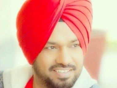 File image of Gurpreet Singh Wariach . Twitter/ @GurpreetGhuggi