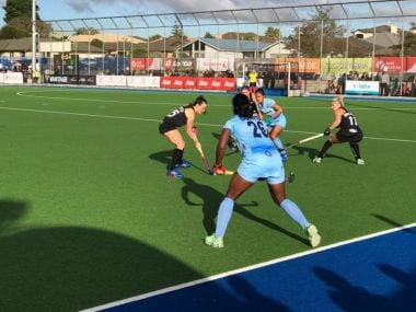Indian womens team suffer whitewash in five-match hockey series against New Zealand