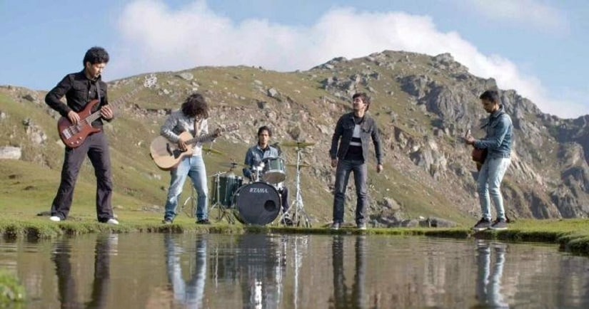 Headed for the hills: Indie bands are shooting expensive music videos around Shimla, but to what effect?