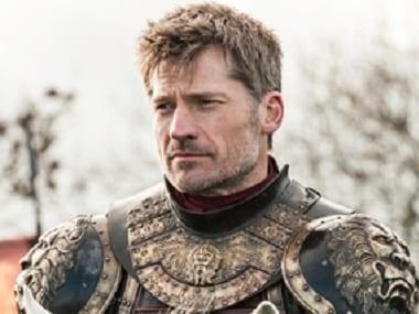 Jaime Lannister. Image via Twitter.