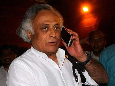 File image of Jairam Ramesh. PTI