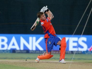 Jason Roy was barely utilised by his team Gujarat Lions. Sportzpics