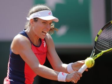 French Open 2017: Johanna Konta suffers shock first-round exit to Hsieh Su-Wei