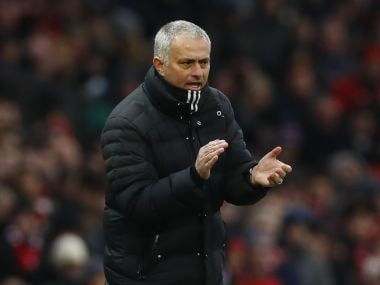 Premier League: Jose Mourinho says upcoming Manchester derby just a competitive training session