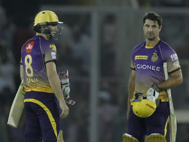 Kolkata Knight Riders choked in the death overs to slup to defeat against Kings Xi Punjab. SportzPics/IPL