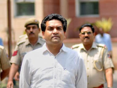 Sacked AAP minister Kapil Mishra to hold exhibition of documents related to Delhi govts scams