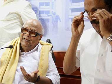 MK Stalin says Karunanidhis birthday bash not a platform to discuss president polls