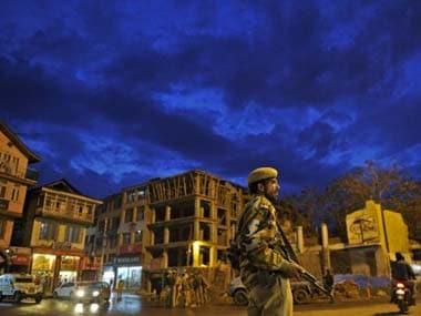 Kashmir. Representational image. AFP