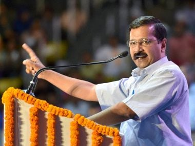 This move comes after AAP suffered debacle in Delhi civic polls. PTI
