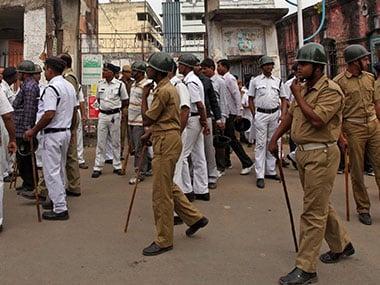 BJP protests against Mamata Banerjee govt; Kolkata cops resort to lathicharge, detains demonstrators