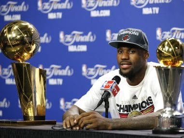 NBA Finals: How LeBron James has been the King of the East for seven consecutive years
