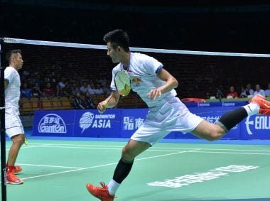 Badminton Asia Championships: Lin Dan runs out of steam against Chen Long; Tai Tzu Ying lifts title