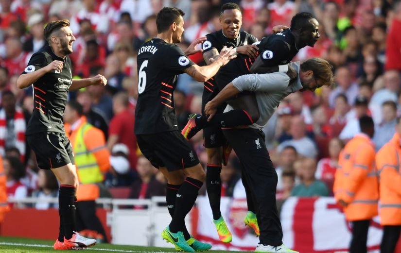 Liverpool started the season an a high note with a 4-3 win against Arsenal. Reuters