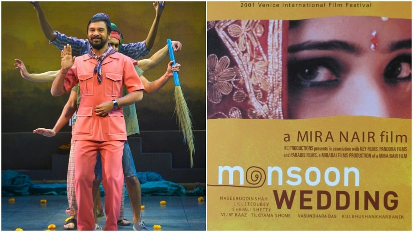 Monsoon Wedding the musical is a sharp, modern take on Mira Nairs cult film