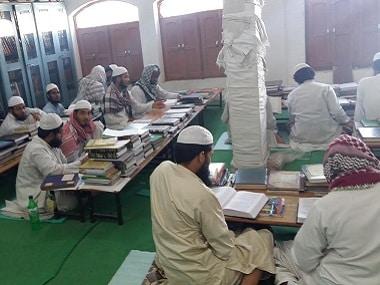 A file image of a madrassa in Uttar Pradesh. Image courtesy: Tufail Ahmed