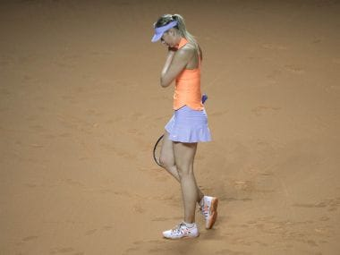 French Open justified in denying wildcard to Maria Sharapova; she needs to fight her way back up