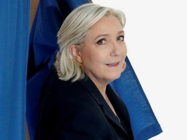 French far-right leader Marine Le Pen charged over European Parliament funding scandal