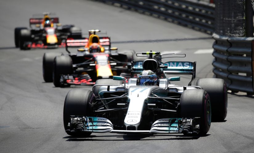 It was a disappointing weekend for Mercedes with neither driver finishing on the podium. Reuters