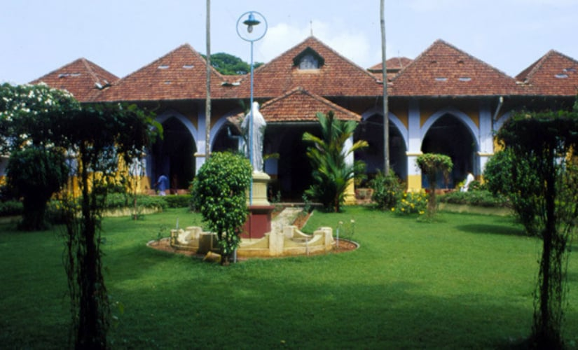 Indo-Portuguese Museum at Fort Kochi-Photo courtesy: Kerala Tourism department.