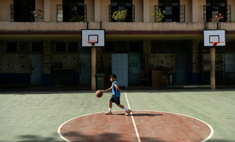 NBA opens its first academy, elite training center in India to help basketball's growth in country