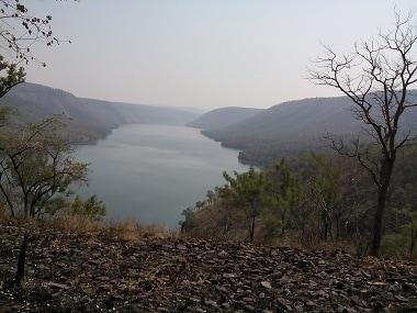 Water runs in short supply in the Nallamalla Hills. Image courtesy: Wikimedia Commons