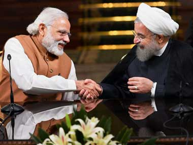 Indias Iran policy needs an intricate balancing act; New Delhi has Chabahar port, US ties at stake and China waiting on sidelines