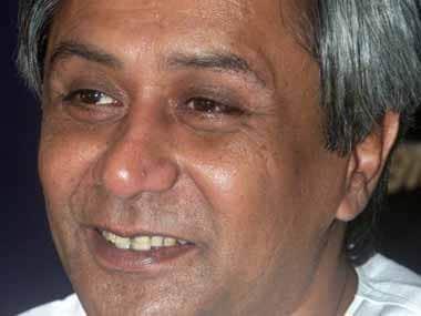 File image of Naveen Patnaik. Reuters