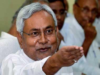 Congress says Nitish Kumar joining hands with BJP is rank opportunism, treachery with peoples mandate