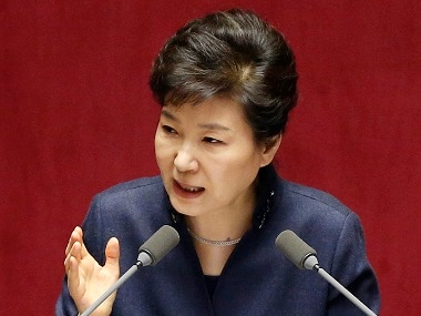Trial of South Korean president Park Geun-hye begins, denies corruption charges