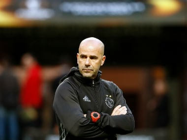 Europa League: Ajax boss Peter Bosz says final has lost its glow following Manchester terror attack