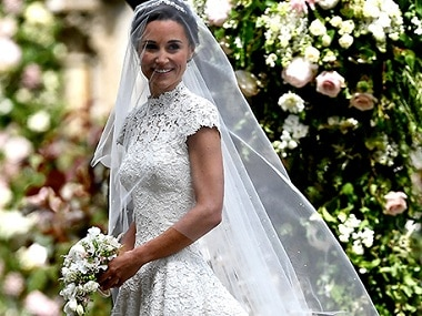 In Photos: Pippa Middleton weds James Matthews at almost-Royal event