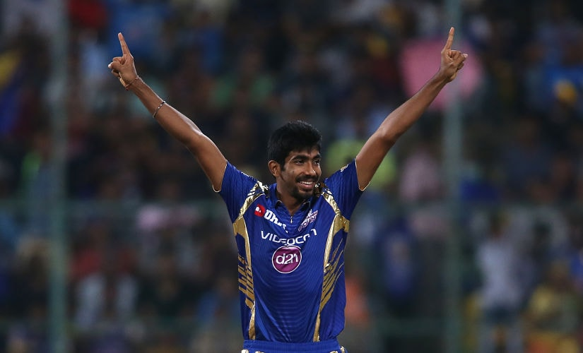 Jasprit Bumrah has been the pick of the Mumbai Indians bowlers so this season. Image Courtesy: Sportzpics - IPL