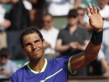 French Open 2017: Rafael Nadal, Novak Djokovic march into 3rd round as Garbine Muguruza survives