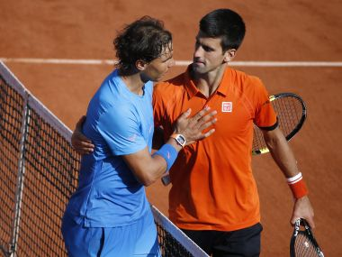 French Open 2017: Rafael Nadal, Novak Djokovic set for potential semifinal showdown