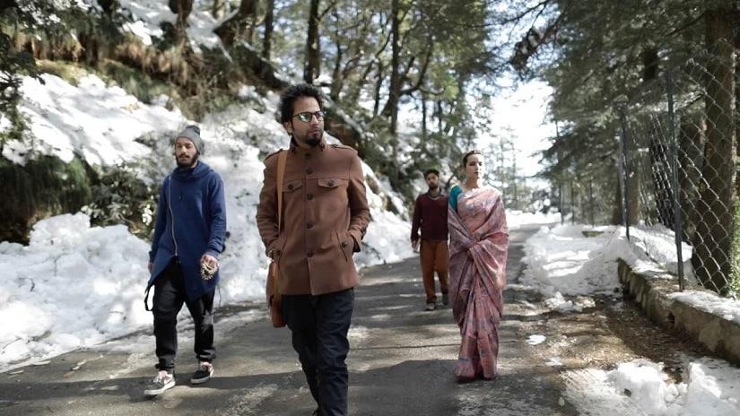 Still from Deepak Rathore Project's 'Suna Pada'. YouTube screengrab